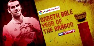 Documentary Gareth Bale Year Of The Dragon