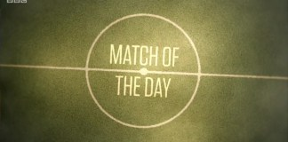 BBC Match of the Day MOTD. Saturday 24 February