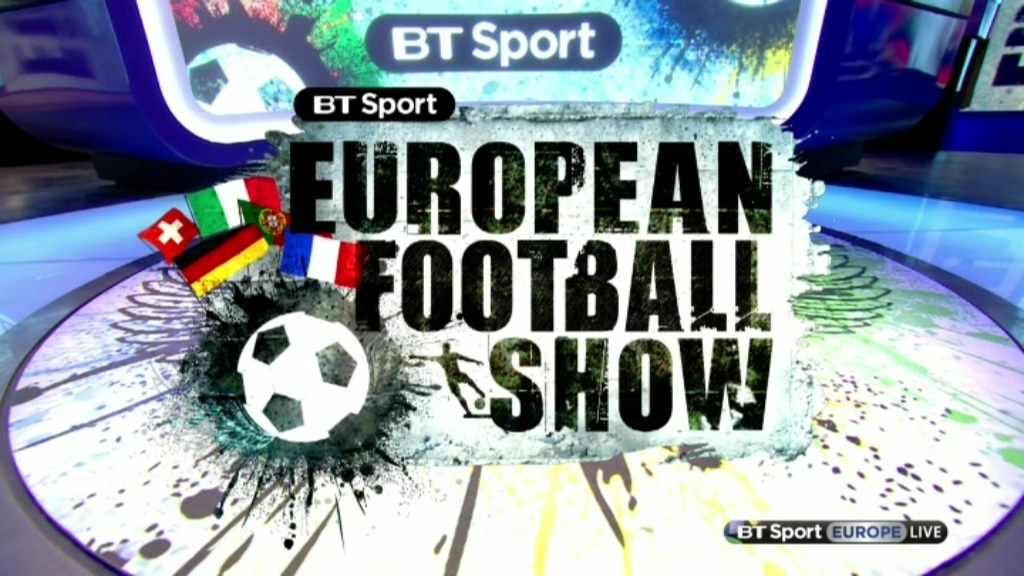 European Football Show and Extra