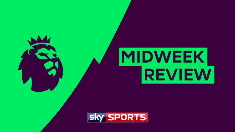 Premier League – Mid Week Review Show