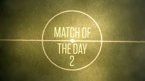 EPL: BBC Match  of the day2 MOTD2