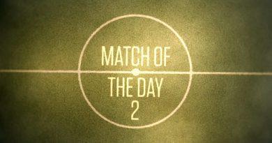 EPL: BBC Match of the Day 2 MOTD2