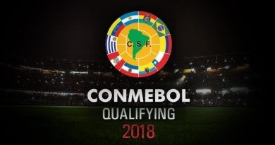 World Cup 2018 Qualifiers: Argentina vs Chile – Full Match Replay