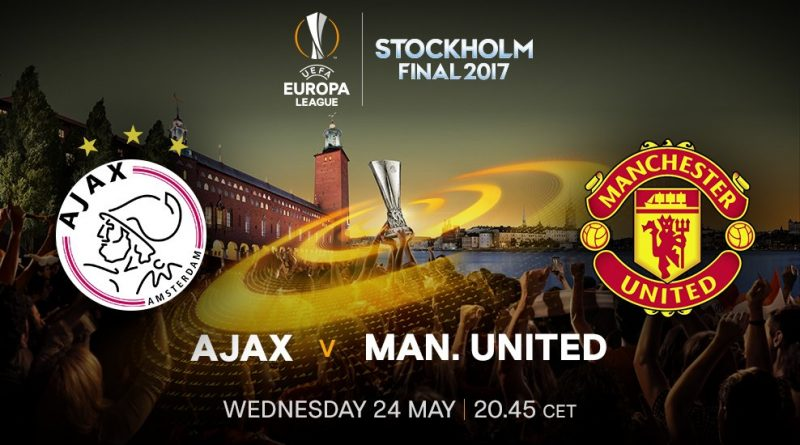 UEFA Europa League Final: Ajax vs Manchester United – Full Match Replay