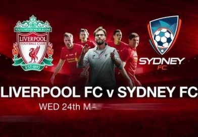 Post-season Friendly match: Sydney FC vs Liverpool – Full Match Replay