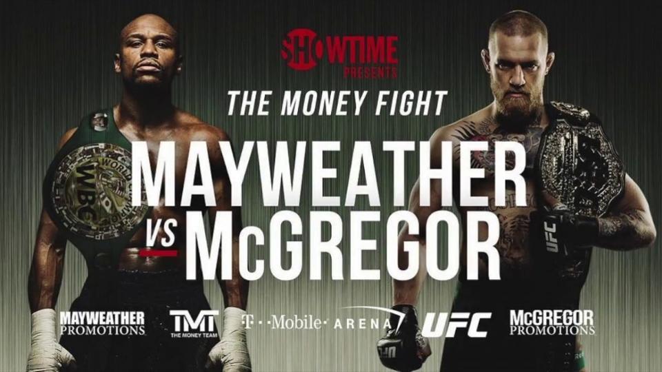 Boxing Floyd Mayweather Jr Vs Conar Mcgregor Full Fight Replay
