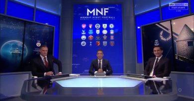 Skysports Monday night football MNF