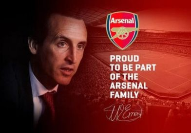 Emery appears to confirm Arsenal job