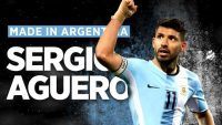 Made in Argentina the Sergio Aguero Story