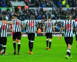 Newcastle United Season Review: Top 10 Goals! | Season 2017/18
