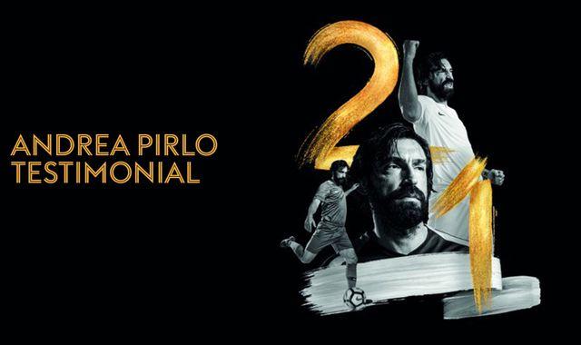 Andrea Pirlo Testimonial – Full Match | Skysports