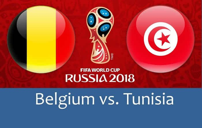 Belgium vs Tunisia – Full Match | World Cup 2018 Russia