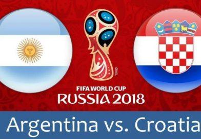 Argentina v Croatia – Full Match | World Cup 2018 Russia