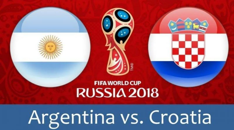 Argentina v Croatia – Full Match | World Cup 2018 Russia