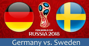 Germany v Sweden – Full Match | World Cup 2018 Russia