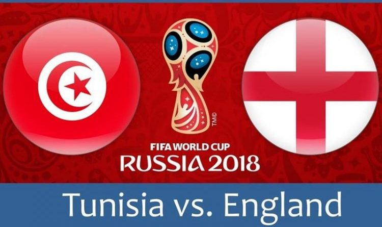 Tunisia v England – Full Match | World Cup 2018 Russia