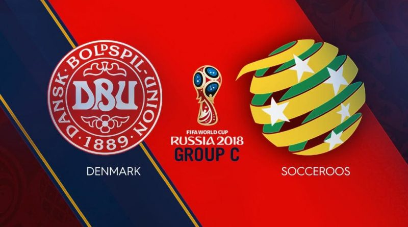 Denmark v Australia – Full Match | World Cup 2018 Russia