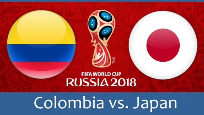 Colombia v Japan – Full Match | World Cup 2018 Russia