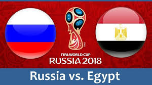 Russia vs Egypt – Full Match | World Cup 2018 Russia