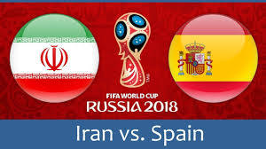 Iran v Spain – Full Match | World Cup 2018 Russia