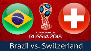 Brazil v Switzerland – Full Match | World Cup 2018 Russia