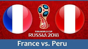 France v Peru – Full Match | World Cup 2018 Russia