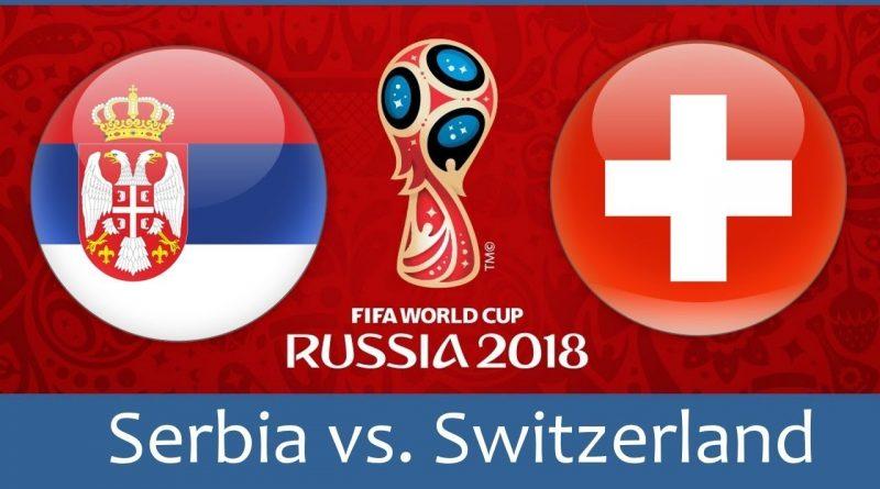 Serbia v Switzerland – Full Match | World Cup 2018 Russia