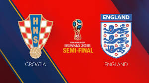 England v Croatia: Full Match Replay – World Cup 2018 Semi final | itv1
