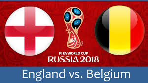 Belgium vs England – Full Match Replay | World Cup – Third Place | itv1