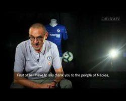Maurizio Sarri pre-match press conference - Manchester City vs Chelsea | Community Shield 1