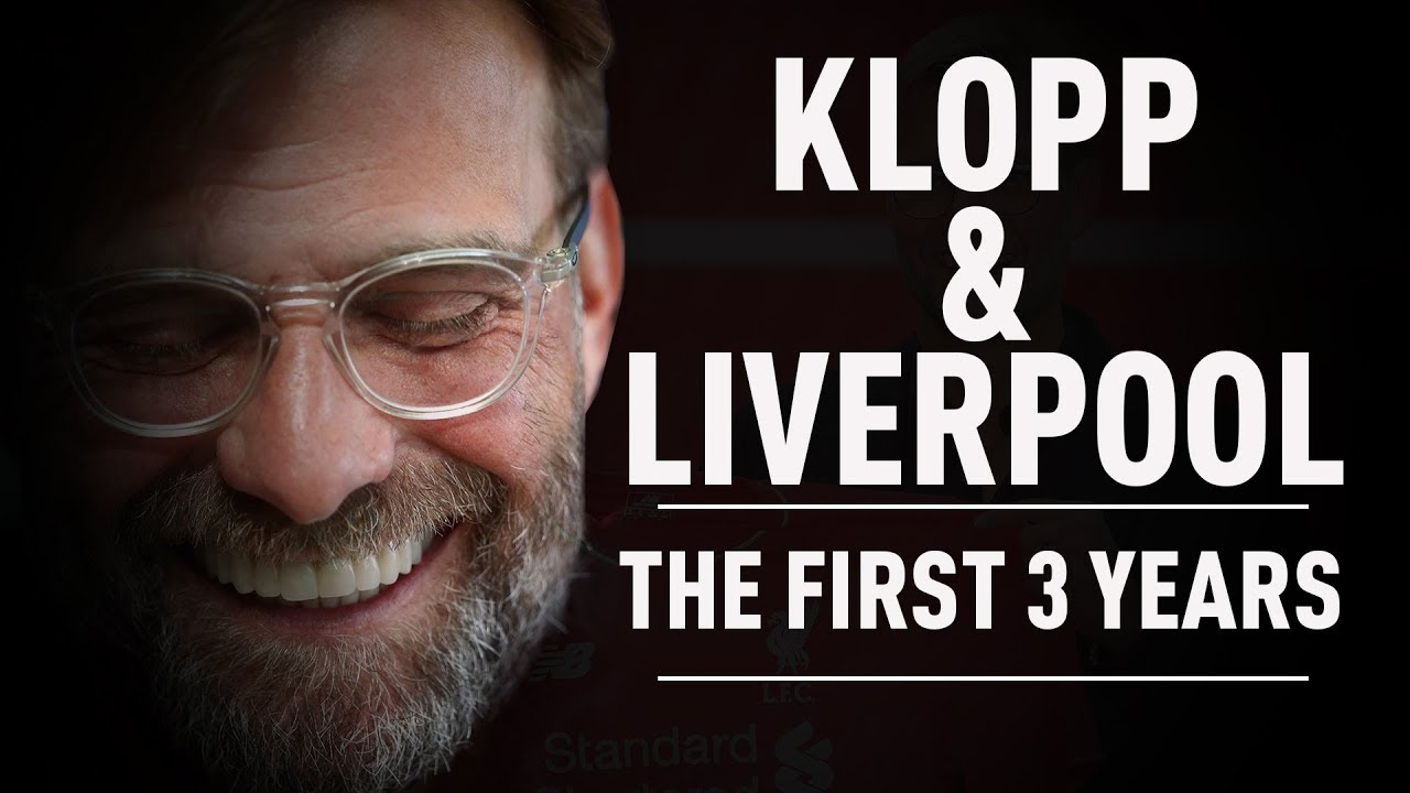 Exclusive Interview – Three Years Of Jurgen Klopp's anniversary