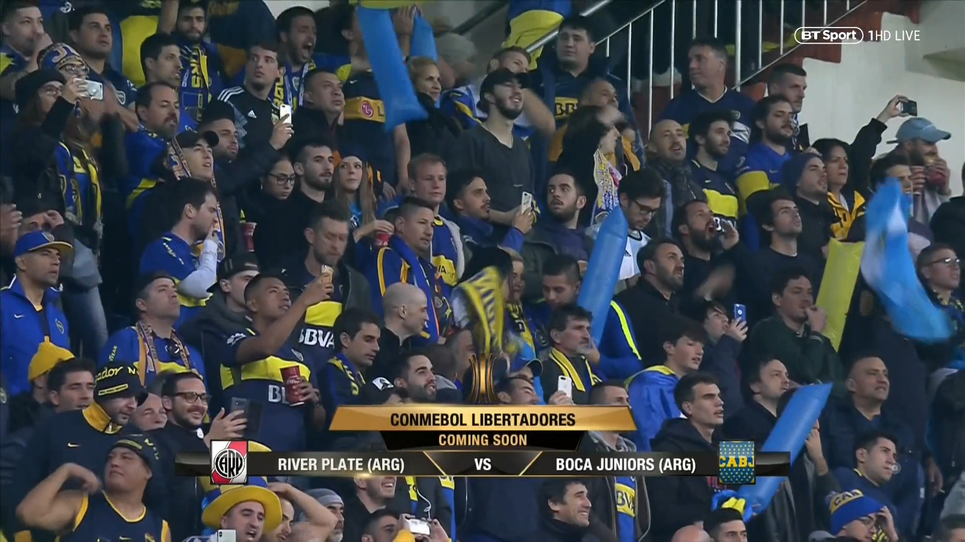 River Plate vs Boca Juniors – Highlights & Full Match