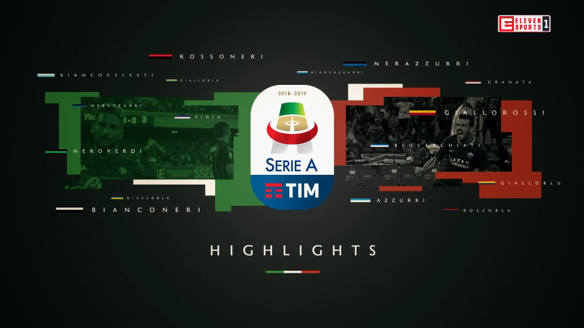 Serie A highlights