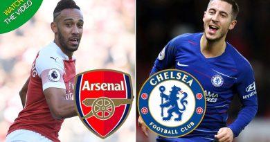 Arsenal vs Chelsea Full Match – Premier League