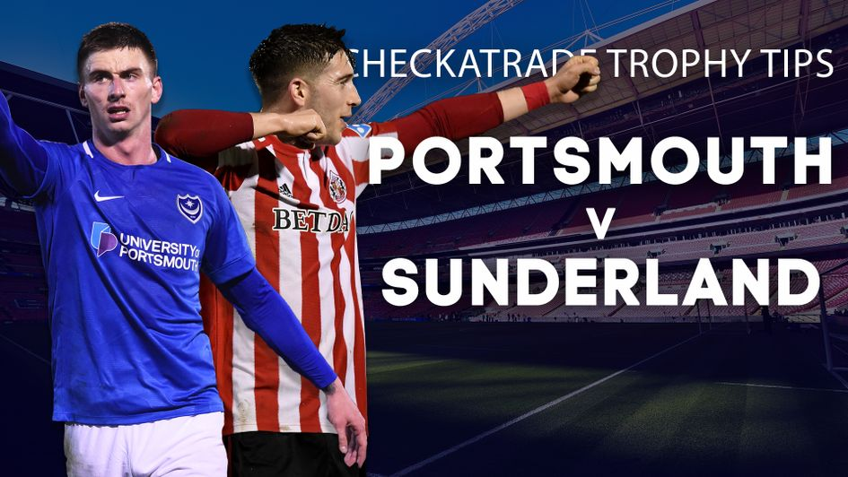 Portsmouth vs Sunderland Highlights Checkatrade Trophy Final
