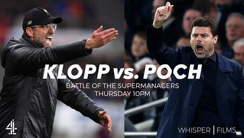 Klopp vs Poch Battle of the Supermanagers