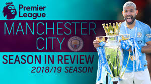Manchester City's 2018 19 Premier League season in review – NBC Sports
