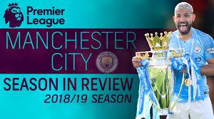 Manchester City's 2018 19 Premier League season in review NBC Sports