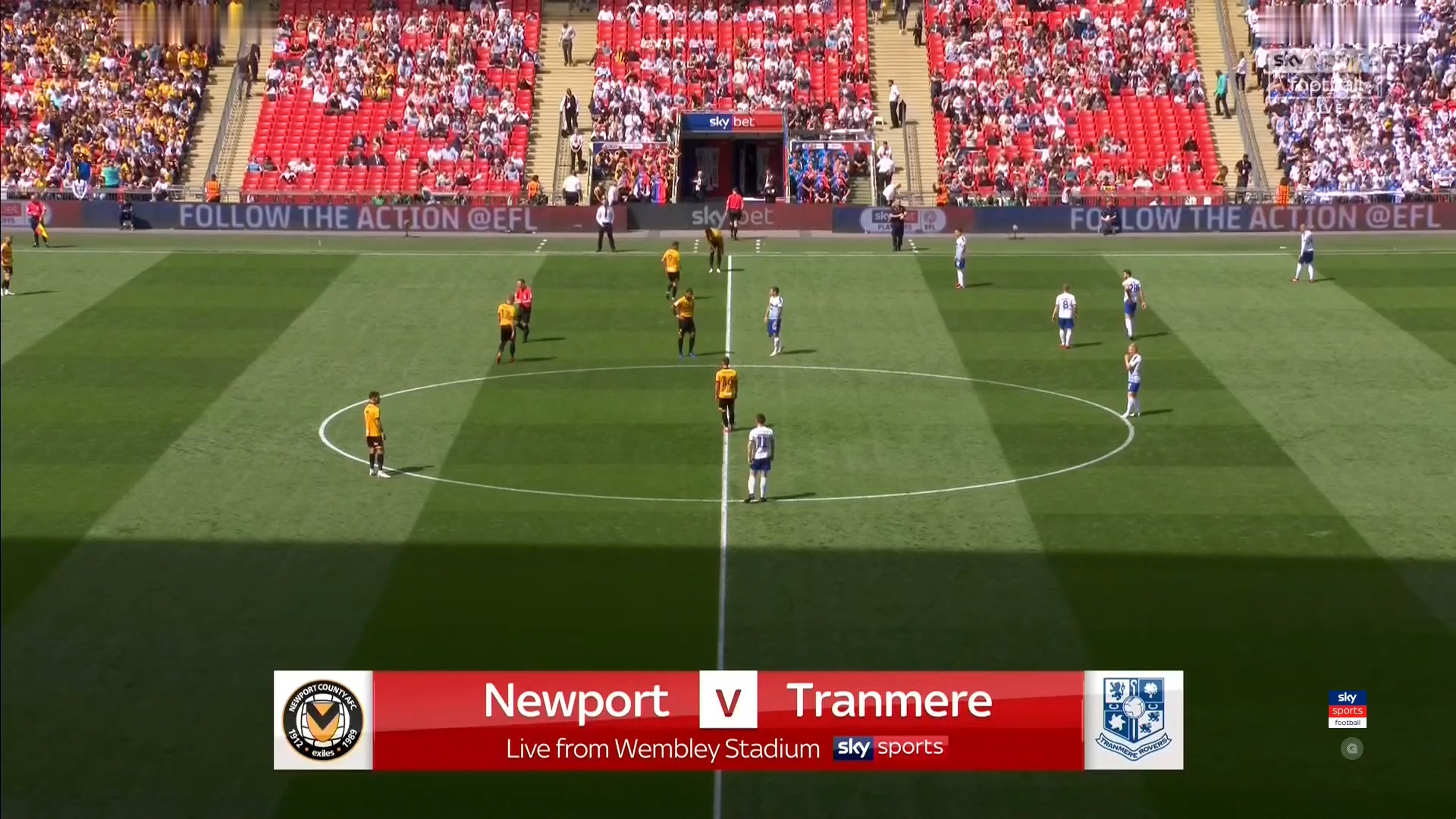 Newport County ,Tranmere Rovers ,Full Match , League Two, play-off final
