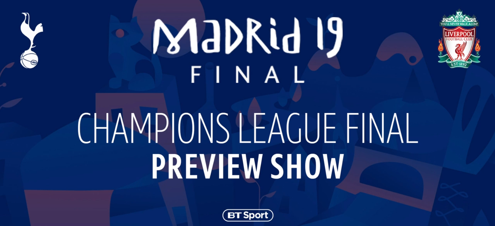 Liverpool's final training session - Champions League final preview show |  31 May 2019