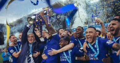 The Whole World Smiles With You – Leicester City Documentary
