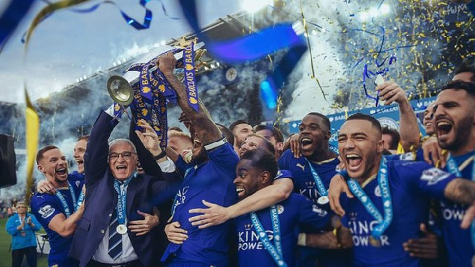 The Whole World Smiles With You - Leicester City Documentary 1