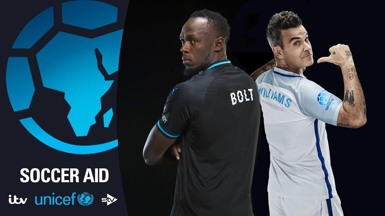 England v Soccer Aid XI Full Match - Soccer Aid | 16 June 2019 1