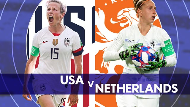 USA vs Netherlands Full Match - FIFA Women's World Cup Final | 7 July 2019 1