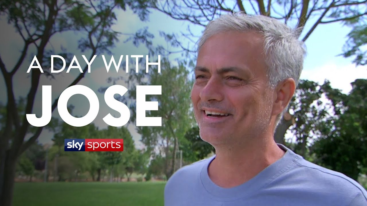 EXCLUSIVE: A Day with Jose | Full Sky Sports News Documentary 1