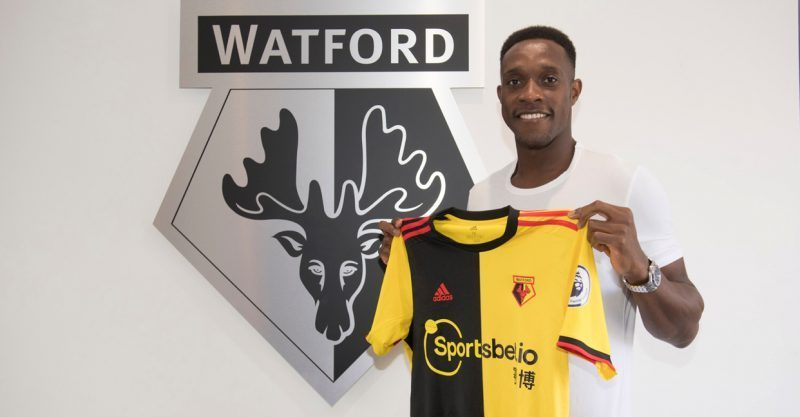 Transfer round up: Danny Welbeck joins Watford 1