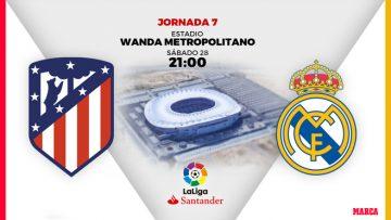 Atlético Madrid , Real Madrid, Full Match , LaLiga