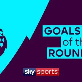 Premier League Goals of the Round