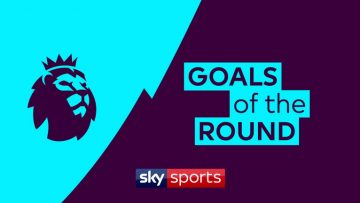 Premier League Goals of the Round