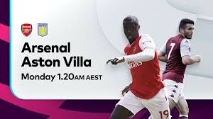 arsenal villa